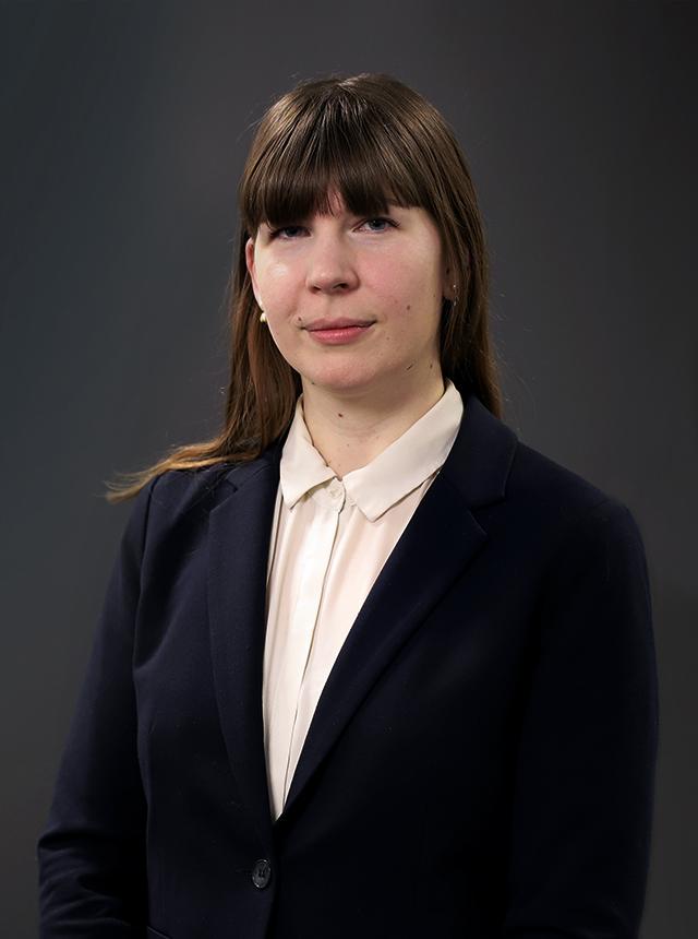 Fredrika Svensson - Jur. kand. i Lund Malmö