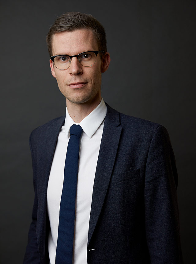 Jakob Enoksson - Jur. kand. i Lund Malmö